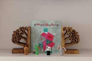 emoción emocionario libro