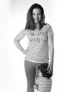 Ana M. Longo autora del libro Mommy Amor en uso