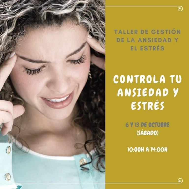 Taller de gestión de la ansiedad y el estrés
