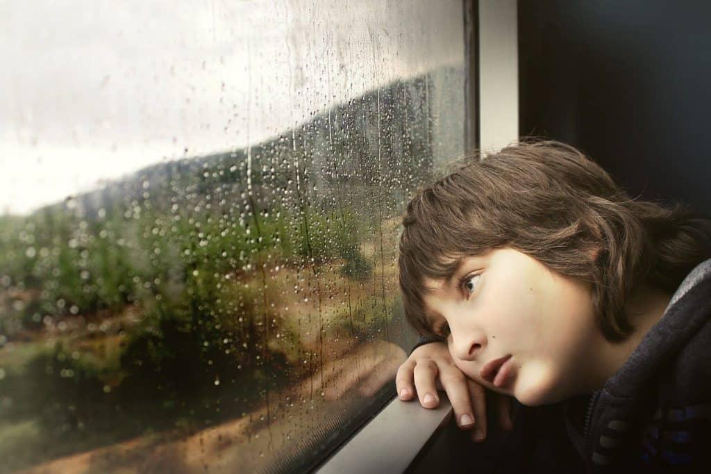 ansiedad por separación,infancia, tristeza, llanto