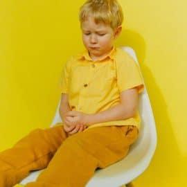Frustración en niños